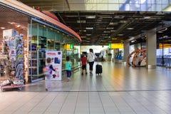 Aéroport de Schiphol Photo libre de droits