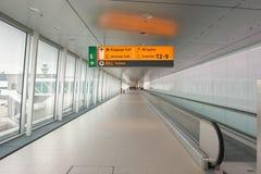 Aéroport de Schiphol Image stock