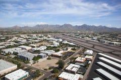 Aéroport de Scottsdale Photographie stock libre de droits