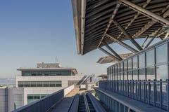 Aéroport de SFO Images stock
