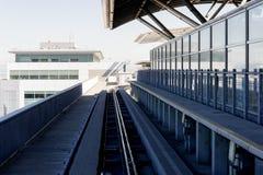Aéroport de SFO Photographie stock libre de droits