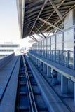 Aéroport de SFO Images libres de droits