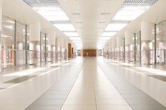 Aéroport de Sheremetevo Photos stock