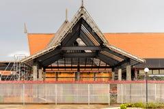 Aéroport de Siem Reap, Cambodge Photo stock