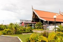 Aéroport de Siem Reap, Cambodge Photographie stock libre de droits