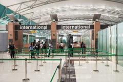 Aéroport de Soekarno Hatta Photos libres de droits