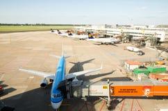 Aéroport de sseldorf de ¼ de DÃ Photographie stock
