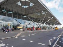 Aéroport de Stansted Images libres de droits