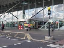 Aéroport de Stansted Photo libre de droits