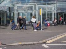 Aéroport de Stansted Photographie stock
