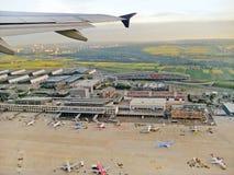 Aéroport de Stuttgart Photos stock