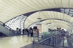 Aéroport de Suvanaphumi Images libres de droits