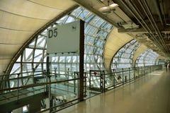 Aéroport de Suvanaphumi Photographie stock