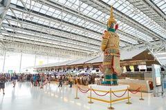 Aéroport de Suvarnabhumi Photos stock