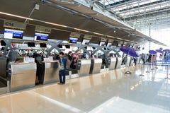 Aéroport de Suvarnabhumi Image stock