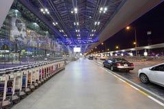 Aéroport de Suvarnabhumi Photographie stock