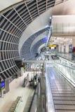 Aéroport de Suvarnabhumi Images libres de droits