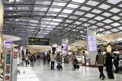 Aéroport de Suvarnabhumi, Bangkok Images stock