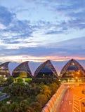 Aéroport de Suvarnabhumi, Bangkok, Thaïlande Photos stock