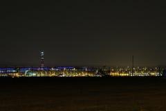 Aéroport de Suvarnabhumi d'aéroport Image libre de droits