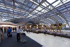 Aéroport de Suvarnabhumi, Thaïlande Photos stock