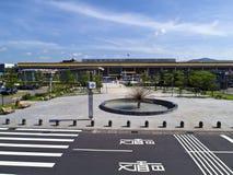 Aéroport de Taïpeh Songshan Images libres de droits