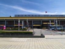 Aéroport de Taïpeh Songshan Photos stock