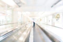 Aéroport de tache floue Photos stock