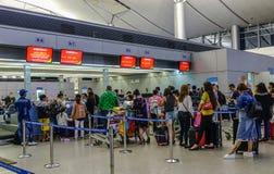 Aéroport de Tan Son Nhat dans Saigon, Vietnam photo stock