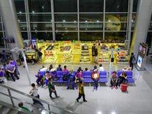 Aéroport de Tan Son Nhat dans Saigon, Vietnam Photos libres de droits