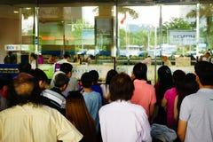 Aéroport de Tan Son Nhat International Images libres de droits