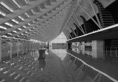 Aéroport de Taoyuan à Taïpeh, Taïwan Images stock
