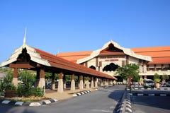 Aéroport de terengganu de Kuala Image stock