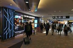 Aéroport de Tokyo Images stock