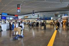 Aéroport de Tokyo Images libres de droits
