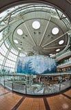 Aéroport #1 de Tokyo Haneda Photos stock