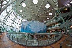 Aéroport #6 de Tokyo Haneda Photos stock