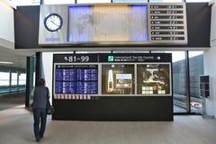 Aéroport de Tokyo Narita Photo stock