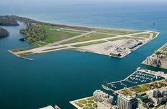 Aéroport de Toronto Images libres de droits