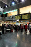 Aéroport de Valence Image stock