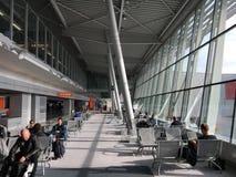 Aéroport de Varsovie Photographie stock