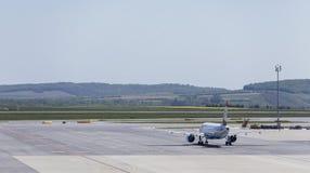 Aéroport de Vienne Image stock