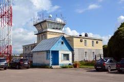 Aéroport de Vologda Photo libre de droits