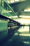 Aéroport de Wroclaw Image libre de droits