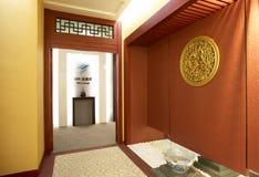 Aéroport de Zhuhai - salon de VIP Images libres de droits