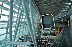 Aéroport de Zurich, Suisse Images stock