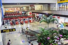 Aéroport Don Muang DMK, Bangkok de Hall Photo libre de droits