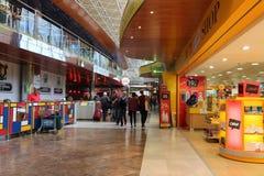 Aéroport du sud de Tenerife Photographie stock