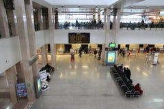 Aéroport espagnol Photographie stock libre de droits