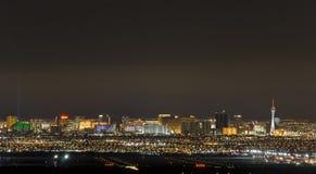 Aéroport et la bande 2 de Las Vegas Image stock